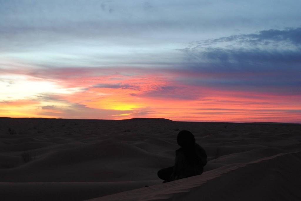voyage dans le sahara