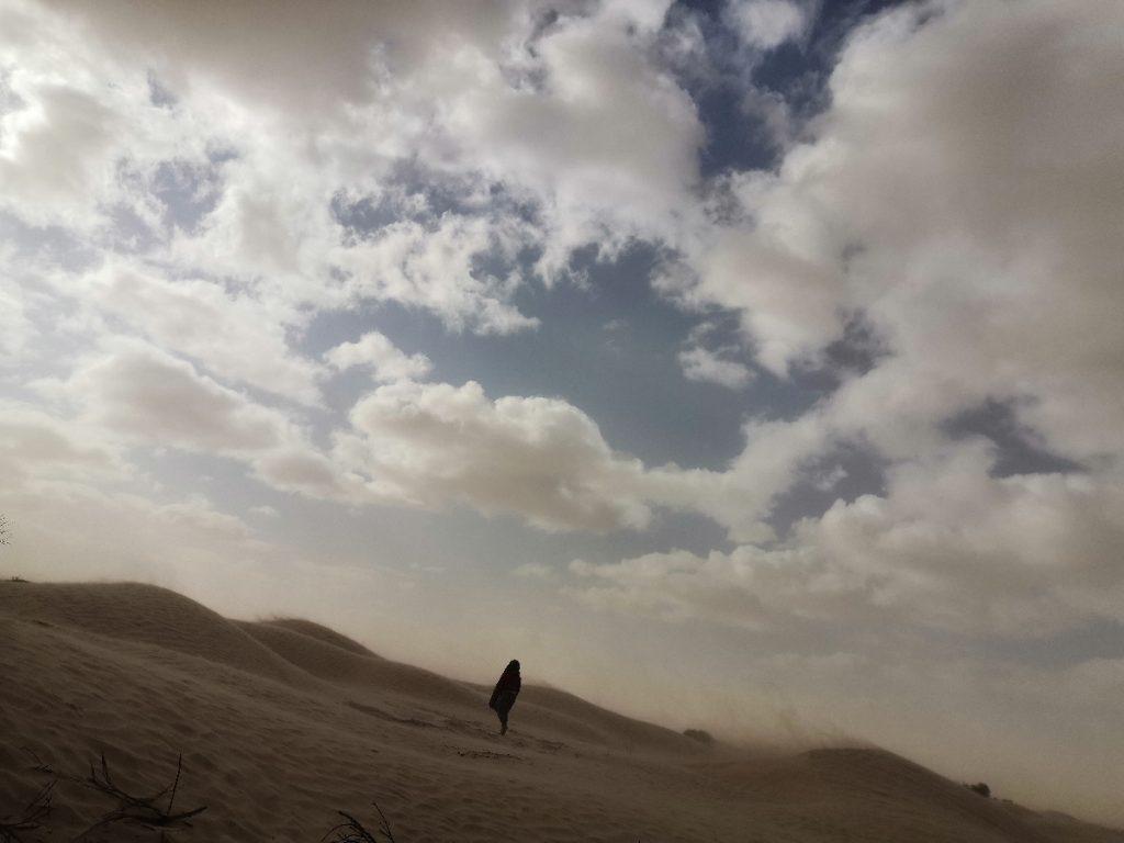Une quête de Vision dans le Sahara avec Alexandre Poignard