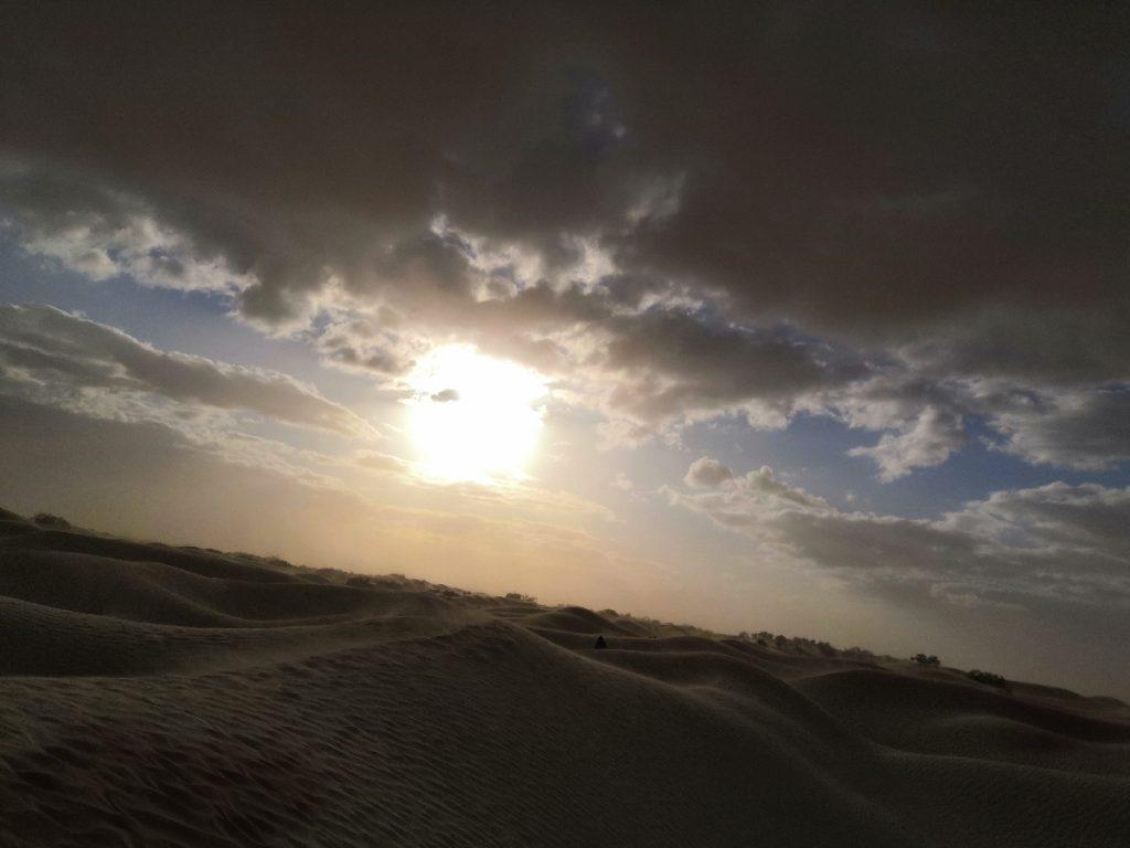 voyage initiatique dans le sahara