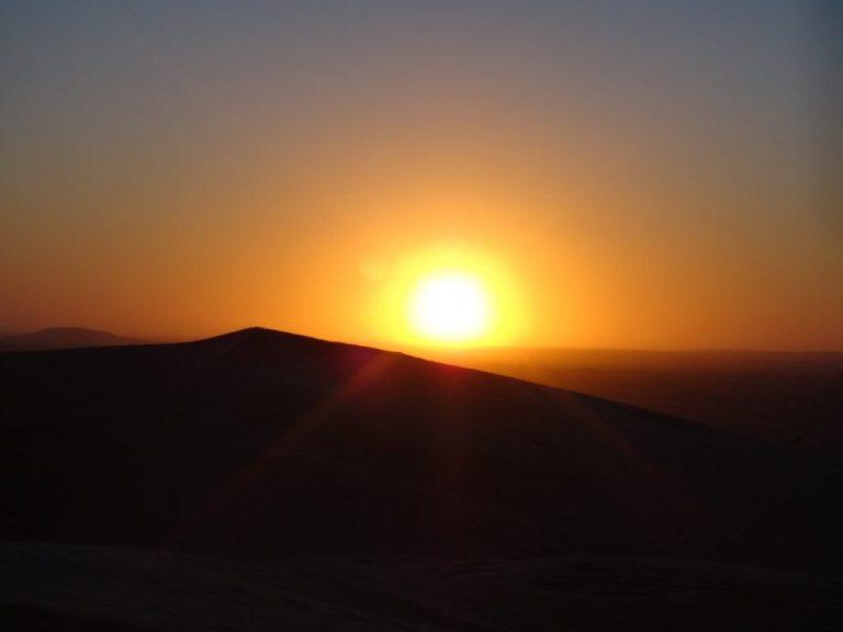 Read more about the article Nouvel an dans le Sahara 2021/22