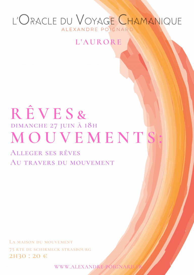 Read more about the article Rêves & Mouvements