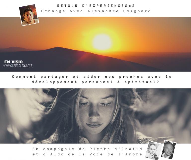 Retour d'expériences : Échange avec Alexandre Poignard
